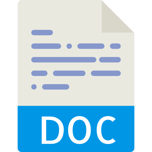 Microsoft Office document icon