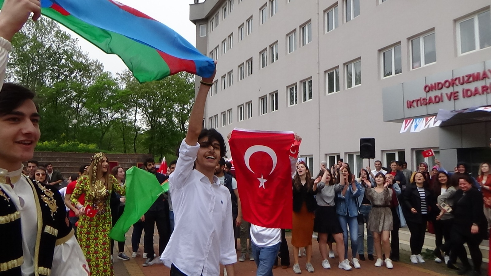 With 5176 International Students, OMU Ranks Fifth Among the Turkish Universities