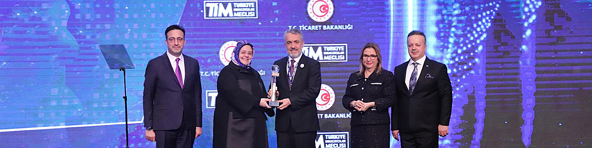 OMÜ İkinci Kez Türkiye'nin 500 Büyük Hizmet İhracatçısı Arasında