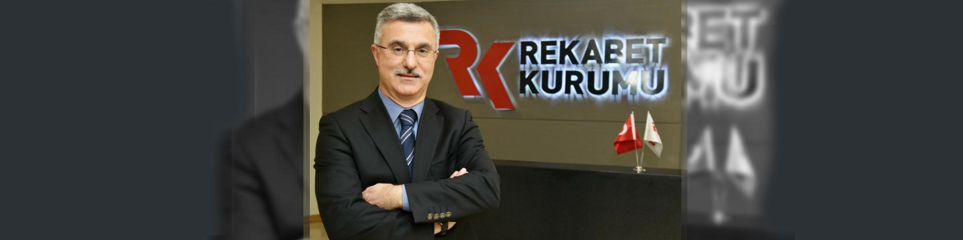 Rekabet Kurumu Başkanı Prof. Dr. Ömer Torlak Geliyor