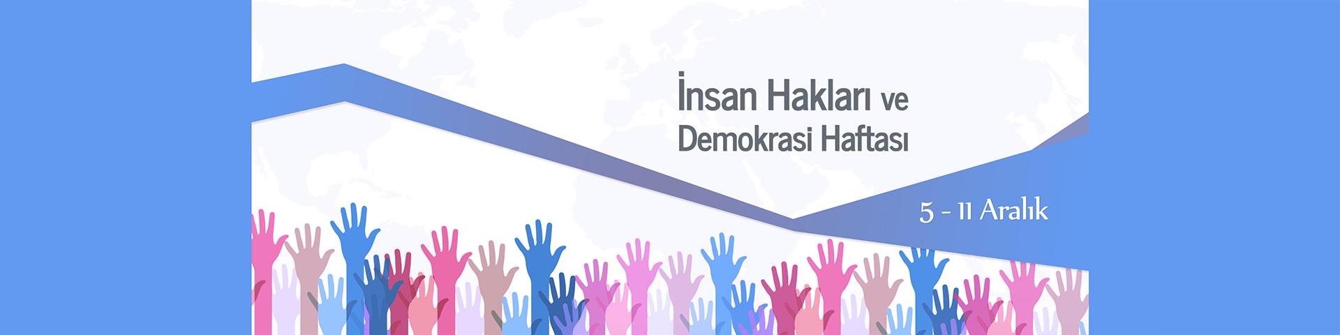 Rektör Bilgiç'in 10 Aralık İnsan Hakları Günü Mesajı
