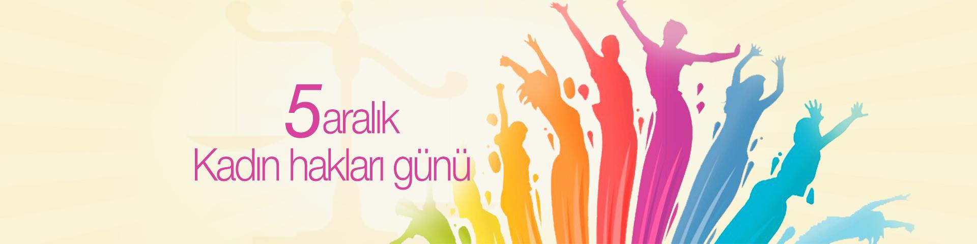 Rektör Bilgiç'in Kadın Hakları Günü Mesajı