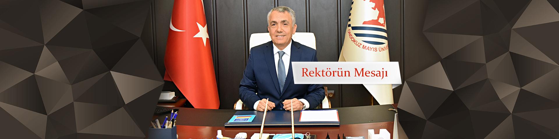 Rektör Prof. Dr. Sait Bilgiç'in Mesajı