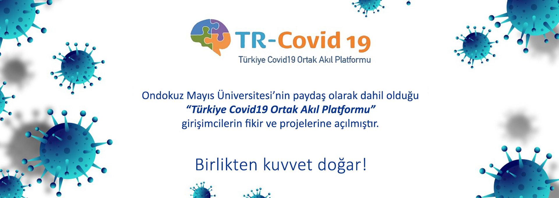 Girişimcilere Destek için Türkiye Covid-19 Ortak Akıl Platformu Oluşturuldu