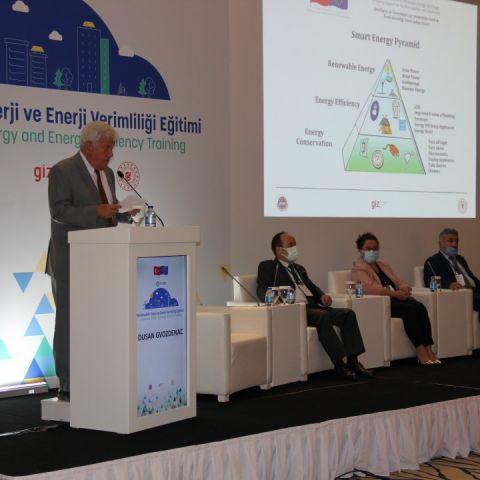 OMÜ; Enerji ve Tabii Kaynaklar Bakanlığının Organize Ettiği YEVDES Projesi Kapsamında Teknik Destek Alacak.