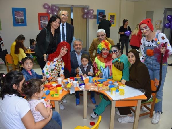 Dünya Prematüre Günü OMÜ Çocuk Hastanesinde Bir Dizi Etkinlikle Anıldı