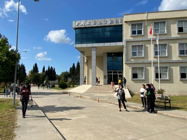 OMÜ Çarşamba Mustafa Kemal Güneşdoğdu Kampüsü