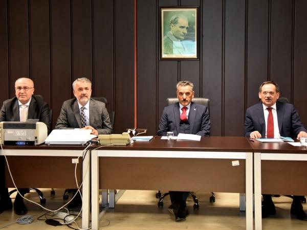 Samsun Teknopark Danışma Kurulu Toplantısı Gerçekleştirildi