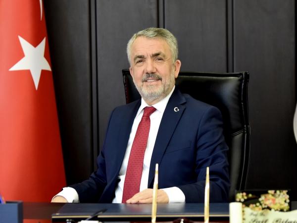 Rektör Prof. Dr. Sait Bilgiç