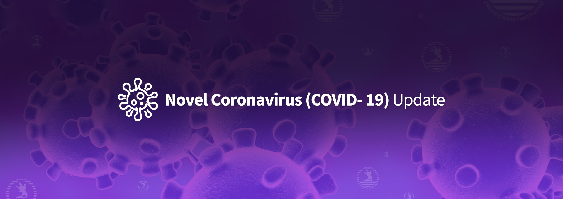 OMU Precautions against the Coronavirus Disease